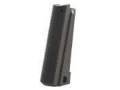 TMC 1911 Mainspring Housing - Checkered - Blued